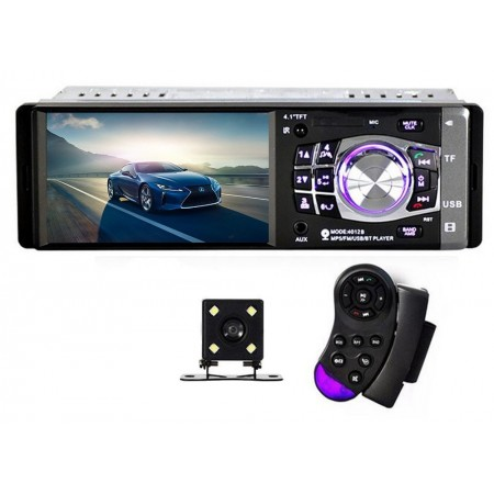 "Автомагнитола Pioneer 4012B Bluetooth - 4,1"" LCD TFT USB+SD"