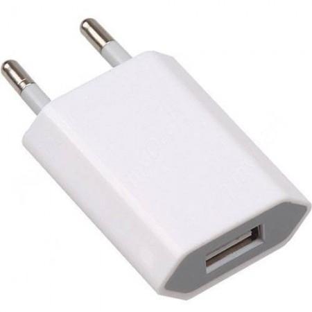 Cетевой адаптер USB - блок питания 1A оптом