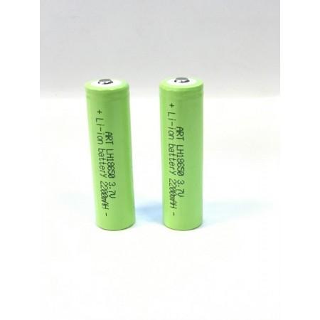 Аккумулятор 2200mAh, 3.7V 18650 Li-ion, без защиты оптом