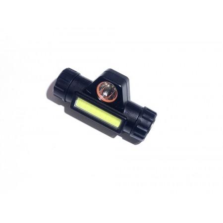 Фонарик Headlamp 8101 XPE COB оптом