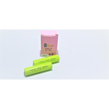 B+plus ART 18650 3,7V 3600 mAh Li-ion аккумулятор защиты оптом