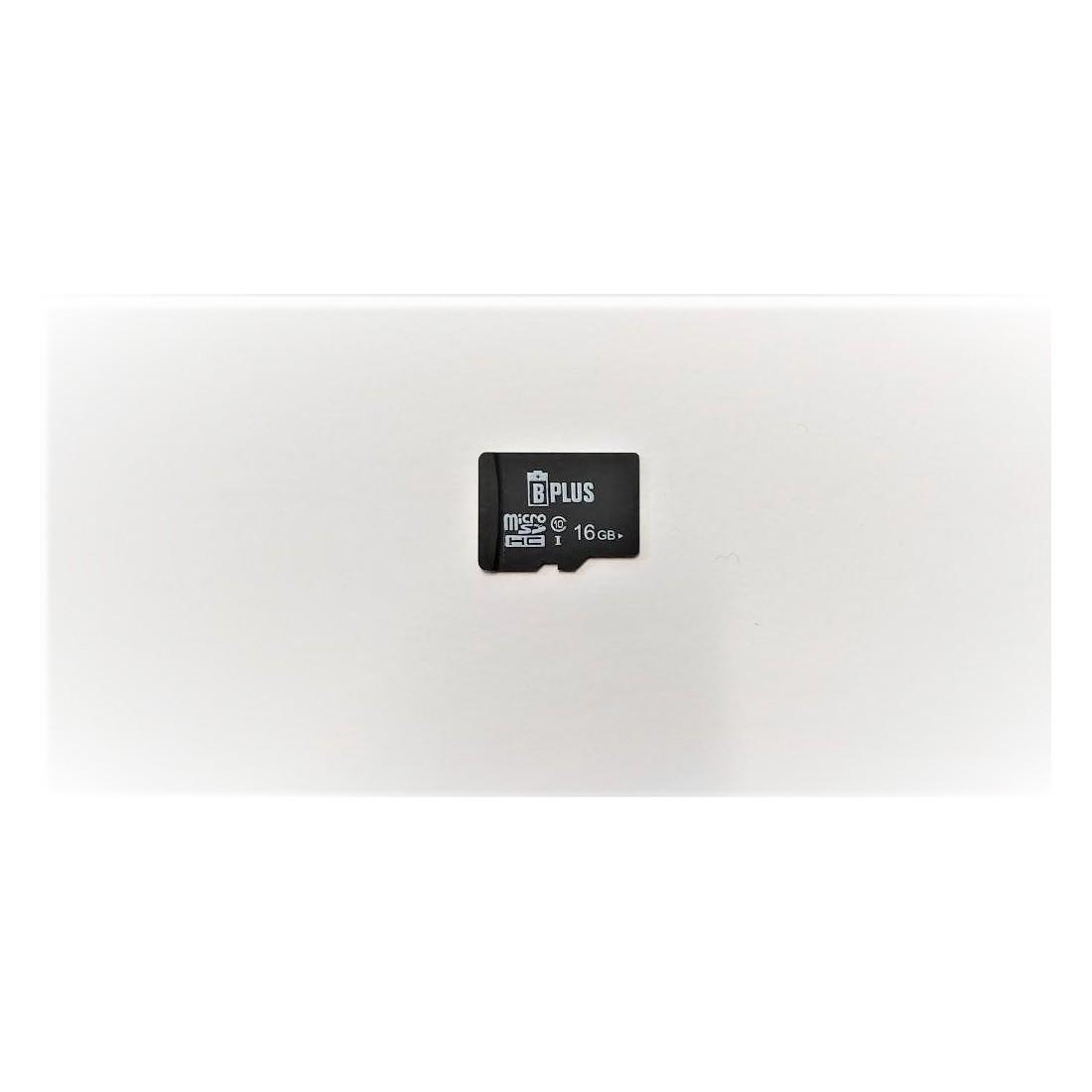 Карта памяти 16 gb micro sd B+plus 10 class SD adapter оптом