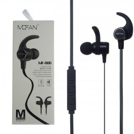 Проводные наушники Mofan Mf-006 Metal оптом