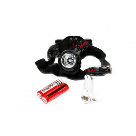 налобный фонарик с красным светом и белые NO-39 оптом