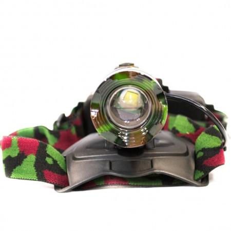 Налобный фонарь-NO-48 лампа Т6 оптом