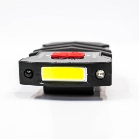 Фонарь на кепку NO-172, USB, датчик на движение оптом