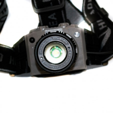 Налобный фонарь NO-Da-58 с датчиком движения оптом