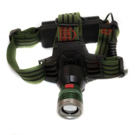 Налобный фонарь B+plus 116- + Power Bank оптом