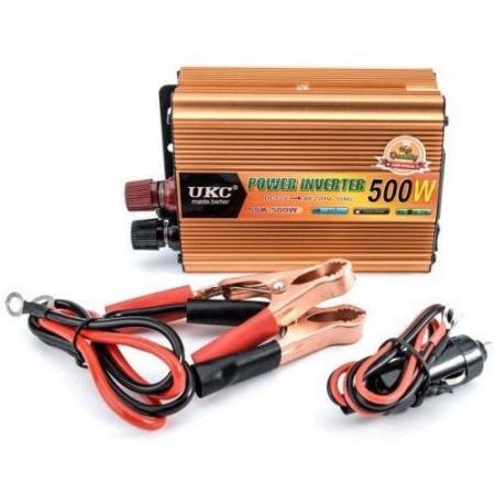 Преобразователь инвертор UKC 500W 24-220V оптом
