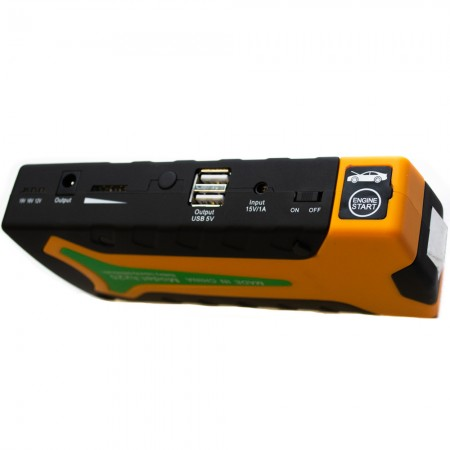 Пусковое зарядное устройство + насос на 68000 mAh оптом