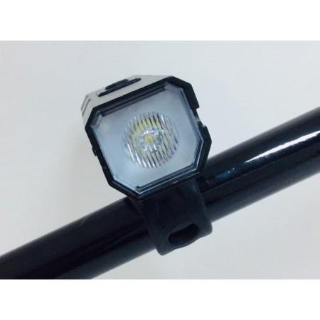 Фонарь велосипедный BK-03 аккумуляторный оптом
