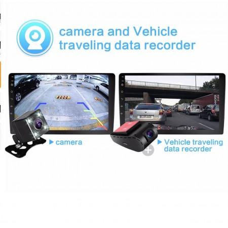 Правый 2 дин андроид мультимедийный gps BT UBS навигации 2DIN