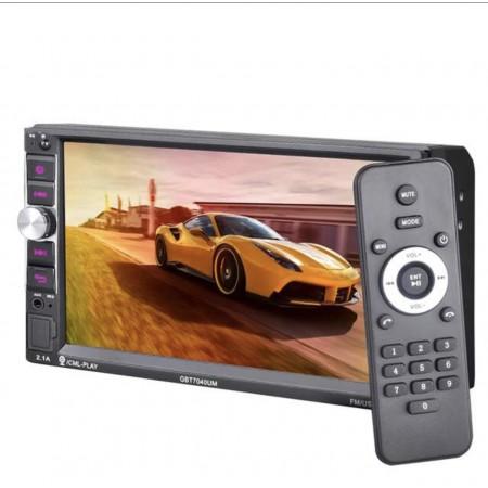 Автомобиль радио-плеер Hd 7 дюймов 7043 нажатие на экран