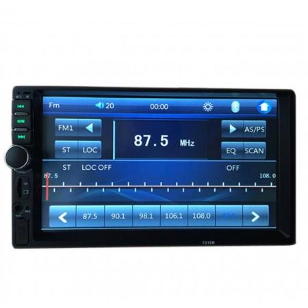 7018B 7 дюймов HD Bluetooth Авто Стерео Сенсорный экран MP5 MP4